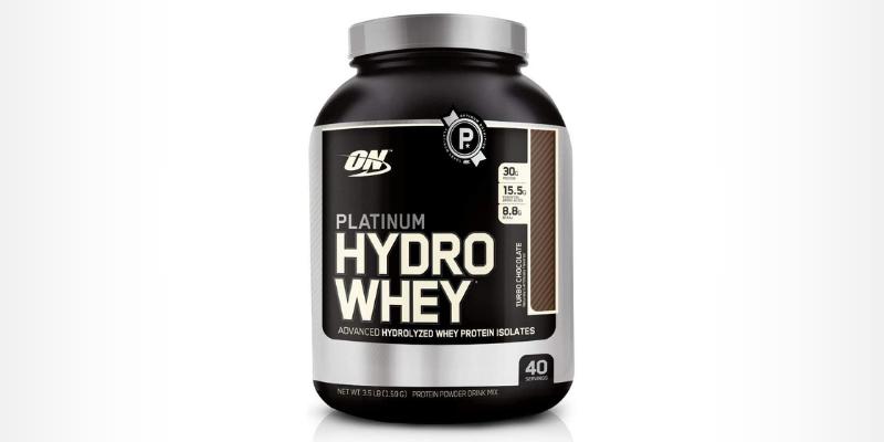 melhor whey hidrolisado Platinum Hydrowhey - Optimum Nutrition
