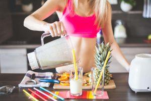 garota-fitness-beneficios dos suplementos femininos