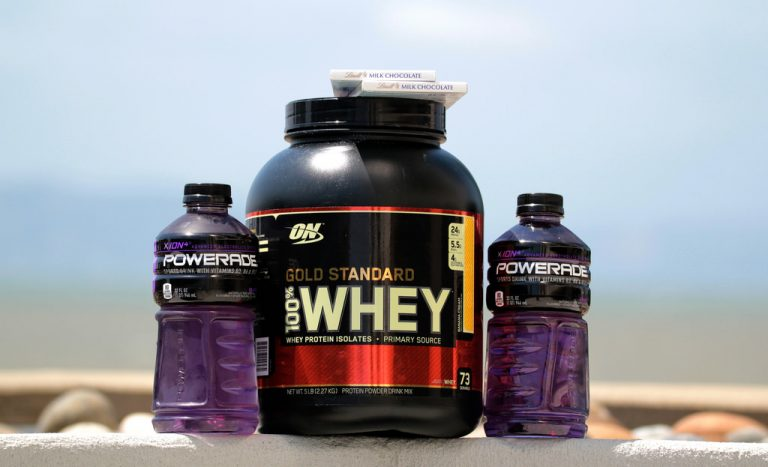 Whey Protein Gold Standard